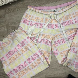 Victoria Secret PINK pajamas bottoms size S